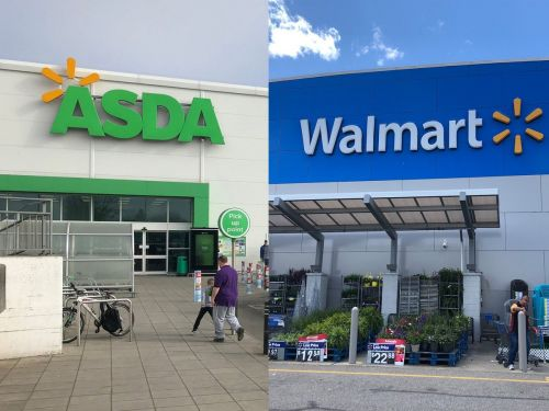 We compared Walmart in the US to its UK sister store Asda, and while both offer a variety of food, Asda takes it to the next level