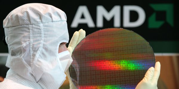 AMD shrugged off one of Wall Street's biggest concerns about cryptocurrency mining