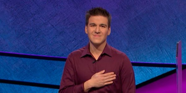 Reigning 'Jeopardy!' champion James Holzhauer crosses the $2 million dollar threshold