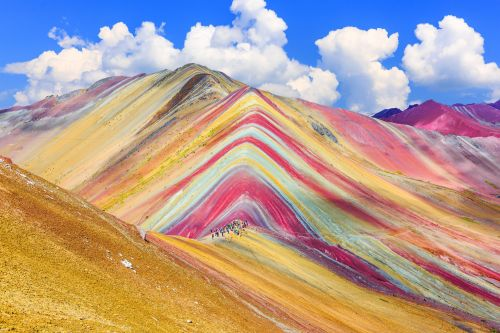 48 mesmerizing photos of the most colorful places on Earth
