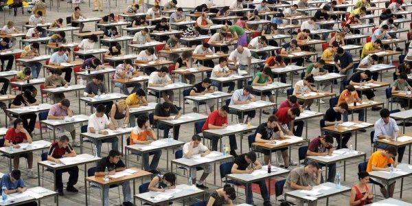 The results of the most brutal finance exam in the world have just been released - here are the questions those who took it faced
