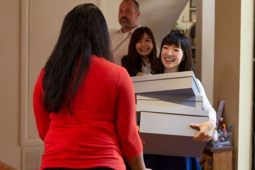 Could Marie Kondo Slow Down Fast-Fashion?