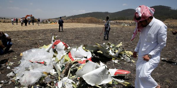 The crashed Lion Air and Ethiopian jets lacked safety features that could have helped because Boeing charged extra for them, report says