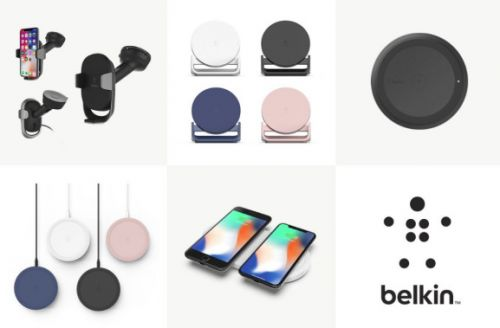Belkin bets big on wireless charging accessories for CES 2018