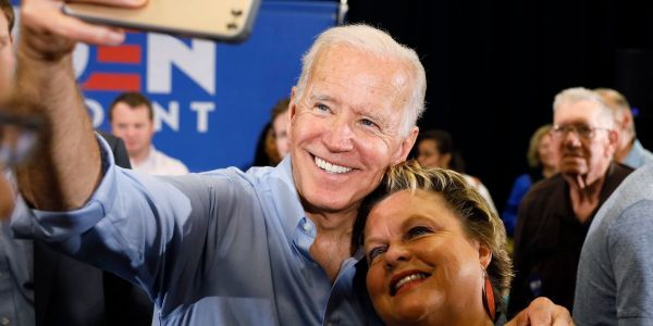 Joe Biden probably won't stop making comments some people find sexist, but it won't necessarily hurt his campaign