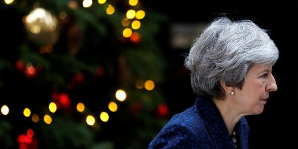 Theresa May's government is spending an extra £2 billion on no deal Brexit planning