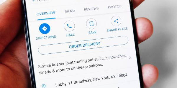 Google just made it super easy to order food from DoorDash, Postmates and other delivery services without using their apps, here's how to do it