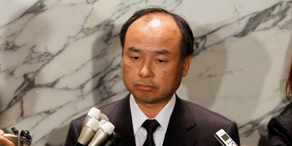 SoftBank's high leverage is another warning sign on the growing corporate debt crisis