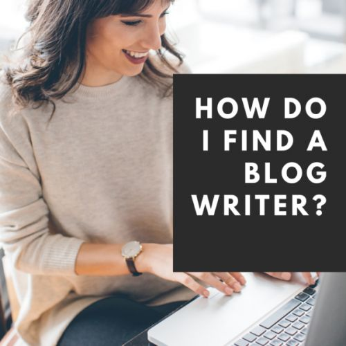 How Do I Find Blog Writers?