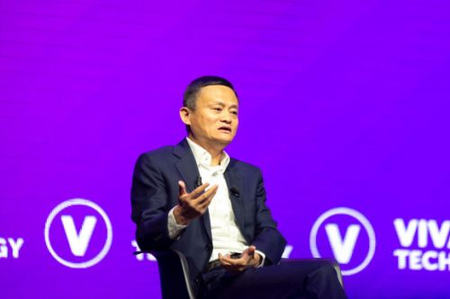 Alibaba founder Jack Ma boasts that China doesn't have 'rules and laws' for the internet