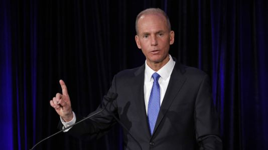 Boeing CEO Admits Mistake In 737 MAX Communication