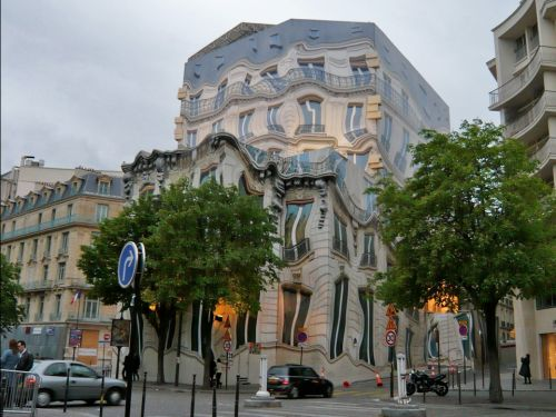 11 buildings that will play tricks on your eyes