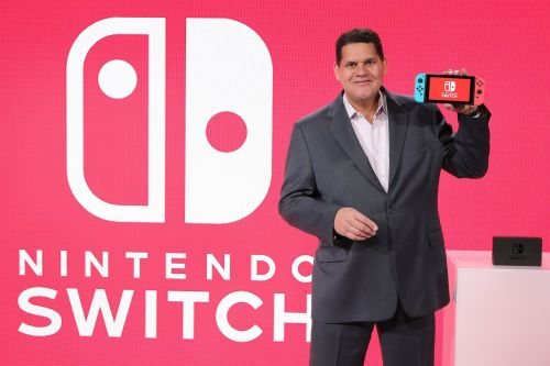 Long-time Nintendo of America President Reggie Fils-Aime will retire in April, and Doug Bowser will replace him