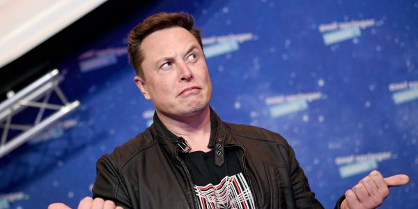 Elon Musk's change of course on bitcoin is a threat to Tesla stock, Wedbush says