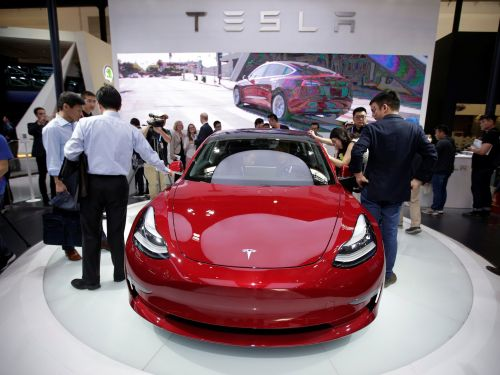 Tesla is set for gains after Elon Musk announced lower-cost Model 3