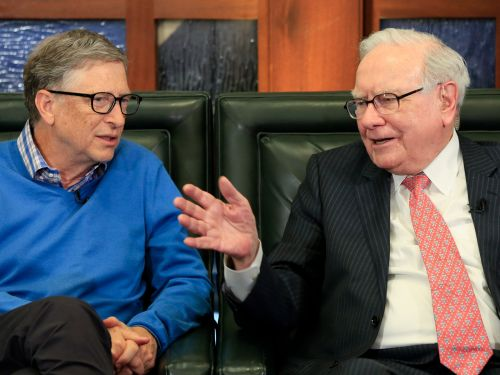 Bill Gates reveals why Warren Buffett was an invaluable source of support during the stormiest period of his career