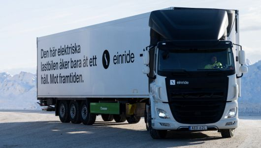 Autonomous trucking startup Einride raises $110M ahead of expansion into US