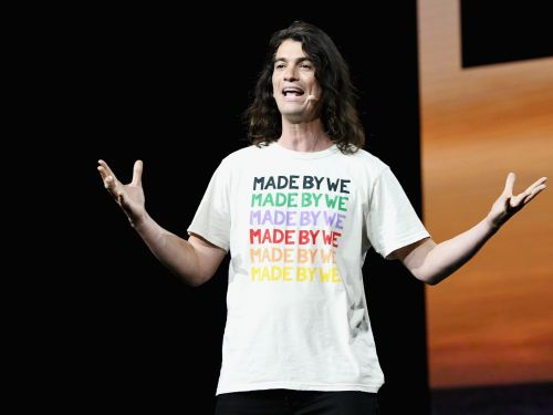 WeWork CEO Adam Neumann is such a big surfing fan he led the company to invest $13 million into a startup that creates artificial waves - check out how 'Wavegarden' works