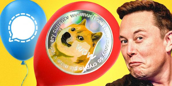 Dogecoin surges 20% after Elon Musk hints Tesla could accept the meme-coin as payment