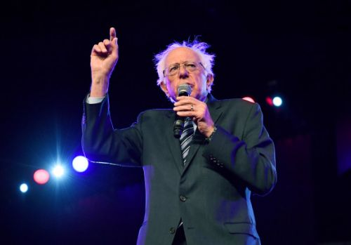 Bernie Sanders wants to ban facial recognition use by police