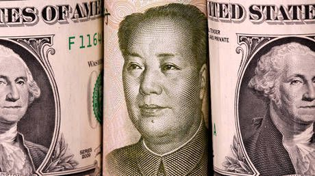 Global central banks to boost share of Chinese yuan while reducing US dollar holdings - survey
