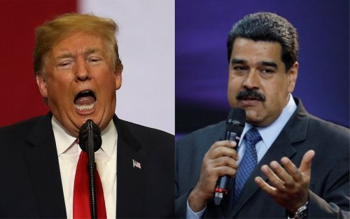 Venezuela's uprising against Maduro may put Trump's musings about military intervention to the test