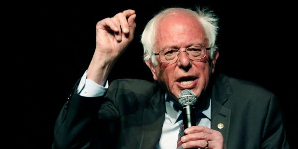 Bernie Sanders is about to roll out a plan to guarantee every single American a job