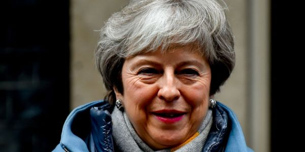 How British MPs plan to seize control of Brexit from Theresa May