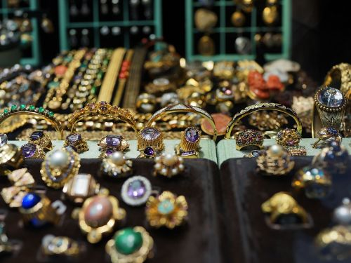 A new patent suggests Amazon is preparing to double down on selling its own jewelry