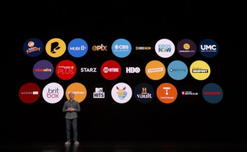 Apple's revamped TV app is ready to stream its new shows