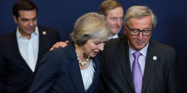 Theresa May to finalise Brexit deal in talks with EU