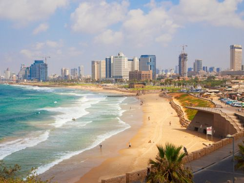 Israel's luxury real estate market is booming, and it's driven in part by Jews buying 'insurance homes' to flee political strife in Europe and South America
