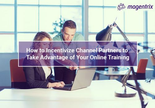 How to Incentivize Channel Partners to Take Advantage of Your Online Training