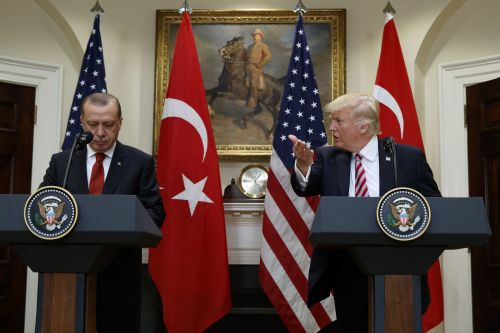 A simple misunderstanding between Trump and Erdogan may have tanked Turkey's economy