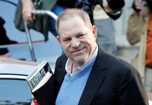 Harvey Weinstein turns himself in to New York police over sexual assault charges