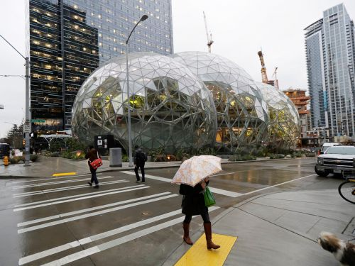 Photos show how big tech is turning Seattle into 'San Francisco North'