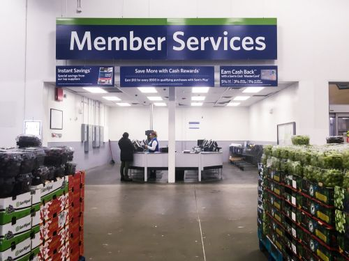 How to shop at Sam's Club without a membership