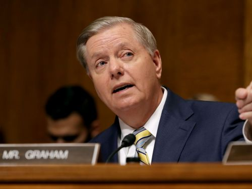 'I think I can beat her': Lindsey Graham says a DNA test will prove he has more 'Cherokee Indian' ties than Elizabeth Warren