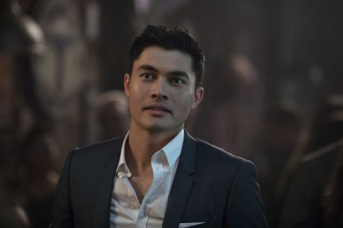 'Crazy Rich Asians' leading man had no acting credits before the movie, but auditioned because an accountant remembered him as the real-life version of his character