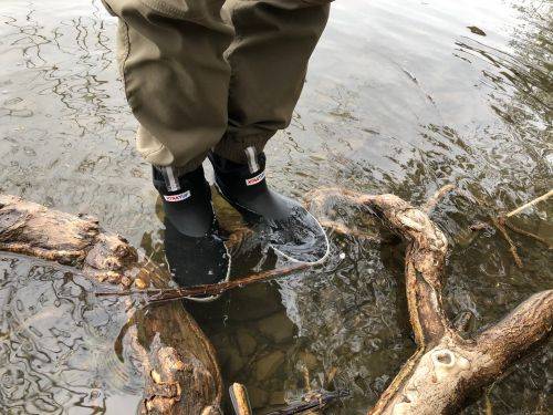 I tested 10 pairs of men's rain boots by wading into the Hudson River and walking in the rain - here's how they stacked up