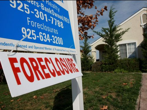 Most people think real estate is a safe bet, but 1 key indicator looks like we're in for another Great Recession