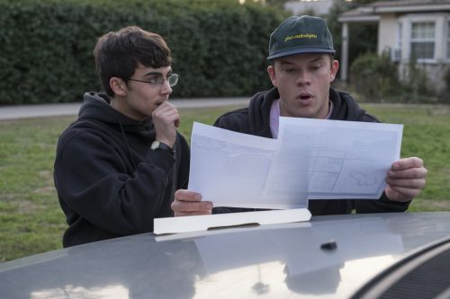 The star of Netflix's 'American Vandal' talks about becoming obsessed with true crime, and how the show changed the way he uses social media