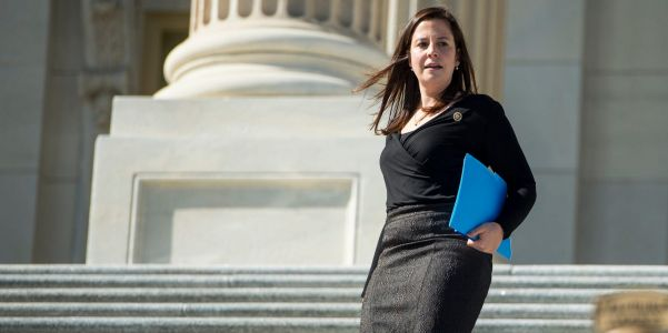 Rep. Elise Stefanik takes over as No. 3 House Republican after Liz Cheney's ouster