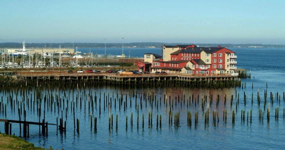 Crystal Investment Property Facilitates the Sale of Cannery Pier Hotel - Astoria, OR