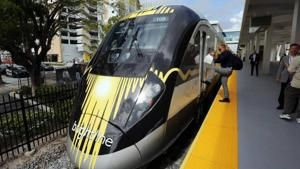 Virgin will be the fastest train ever in the southern US when Orlando service starts