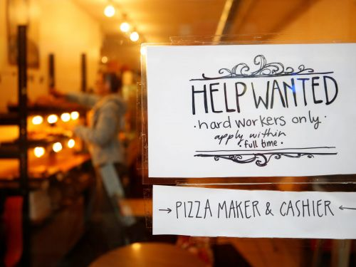 A record 44% of small businesses struggled to hire workers in April, and more than a third raised prices, study finds