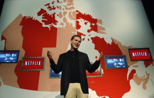 Here's why Netflix's CEO says the company doesn't need to diversify into new businesses, even as Disney, AT&T, and Facebook try to carve up the streaming market