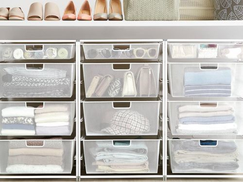 Save 30% on shelving systems and drawer organizers at The Container Store - and more of today's best deals from around the web