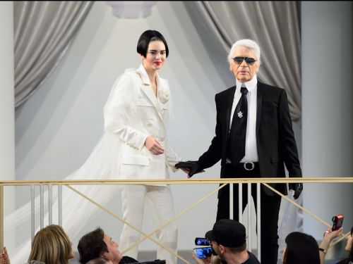 17 models who largely owe their careers to Karl Lagerfeld