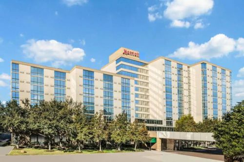 480 Room Hilton Houston North and 390 Room Marriott Houston North Hotels Sold